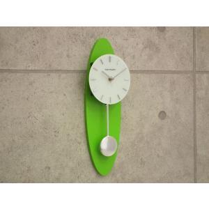 ミニ振り子時計 カジュアルカラー|soranew