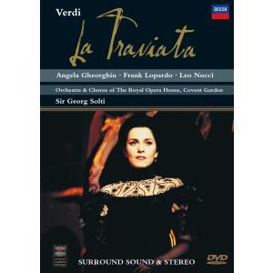 Verdi: La Traviata [DVD] [Import] soranoshouten