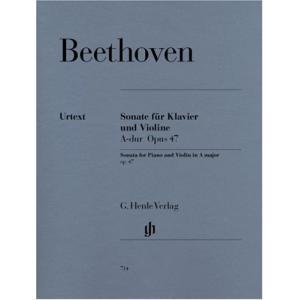 Sonate fuer Klavier und Violine A-dur op. 47 (Kreutzer-Sonate)|soranoshouten