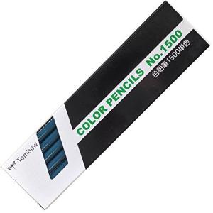 トンボ鉛筆 色鉛筆 1500単色 なんど色 1ダース 1500-11|soranoshouten