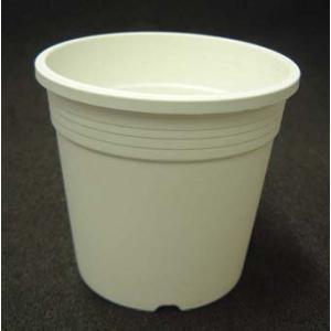 プラ鉢 A-25 白 30個セット|soranoshouten