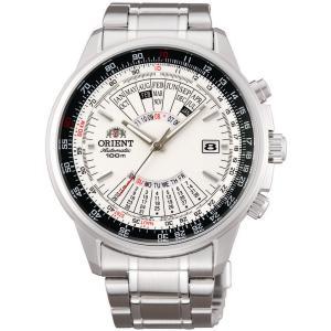 [オリエント時計] 腕時計 オートマティック SEU07005WX シルバー|soranoshouten