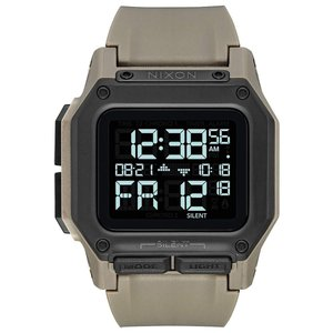 Nixon Regulusデジタル腕時計すべての砂|soranoshouten