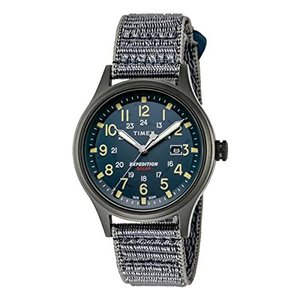 [TIMEX] 腕時計 エクスペディション スカウト ソーラー TW4B18700 ブラウン|soranoshouten