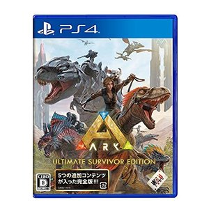 【PS4】ARK: Ultimate Survivor Edition soranoshouten
