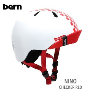 (Bern)nino(ニーノ)CHECKER RED|sore