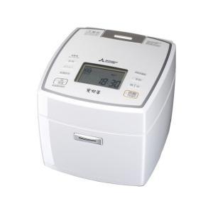 今だけ特価 三菱電機 IH炊飯器 5層炭炊釜 NJ-VV109-W 1.0L/5.5合 送料無料