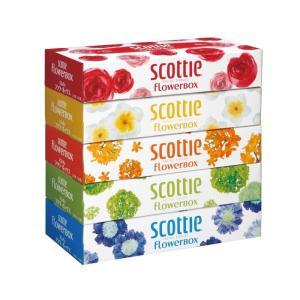 スコッティ ティシュー160W5個組  ご注文は、120パック単位でお願いします。  ●商品サイズ-...