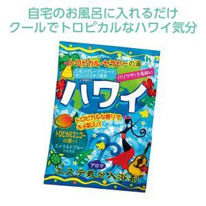 エステ気分アロマ入浴剤 ハワイ  ご注文は、384個単位でお願いします。   ●生産国-日本    ...