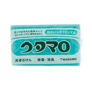 プチギフト 粗品 記念品 ウタマロ洗濯石けん133g 1個 ご注文は、80個単位でお願いします。