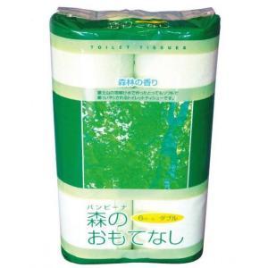 名入れ/粗品/ノベルティ向け森のおもてなし 6ロール トイレットペーパー (購入単位:16個〜)安い/安価/オリジナルまとめ買いに!|soshina