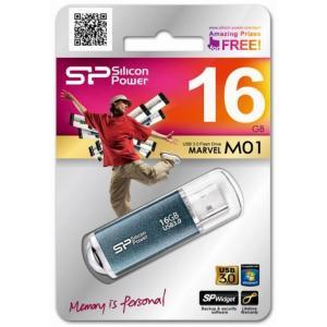 粗品/記念品/名入れ向けUSB 3.0 (Icy Blue) Marvel M01[16GB] (購入単位:30個〜) オリジナル対応/卸売り/見積もり人気に! soshina