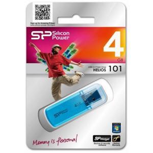 ノベルティ 記念品 USB 2.0 Herios 101 (Blue)[4GB]  短納期/卸売り soshina
