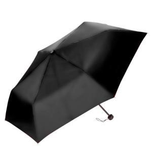【粗品 記念品】折りたたみ傘(55cm×6本骨耐風仕様)(黒)  周年記念/プリントまとめ買いに!|soshina