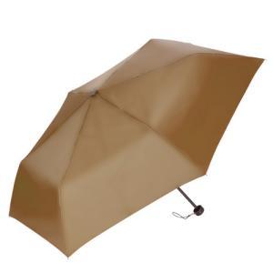 【粗品 記念品】折りたたみ傘(55cm×6本骨耐風仕様)(ベージュ)  安い/卒業に!|soshina