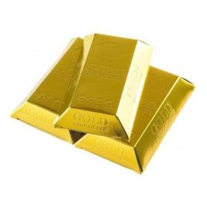 金塊・ゴールド・メダルカテゴリのゴールドチョコレート 【購入単位:200個〜】宝さがし/ノベルティグ...