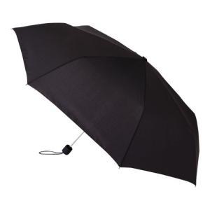 【粗品 記念品】大判耐風UV折りたたみ傘 ブラック  まとめ売り/安いに!|soshina