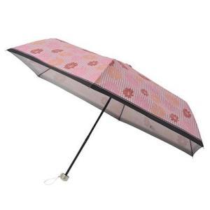 【粗品 記念品】フラワーストライプ晴雨兼用折りたたみ傘  周年記念/まとめ売りに!|soshina