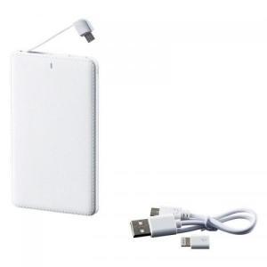 名入れ/記念品/ノベルティ向けモバイルバッテリー5000mAh (購入単位:2個〜) オリジナル対応/もらって嬉しい/卸売りに!|soshina