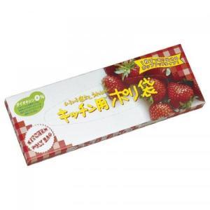 名入れ/販促品/粗品向けキッチン用ポリ袋20枚BOX (購入単位:43個〜) まとめ売り/安価/安いに!|soshina