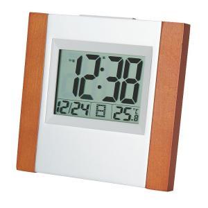ノベルティ 記念品 ウッド電波時計  周年記念/プリントまとめ買い|soshina