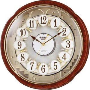 ノベルティ/販促品/ギフト向けスモールワールドコンベルS 掛時計 (購入単位:1個〜)卒業/名入れ対応/プリントに! soshina