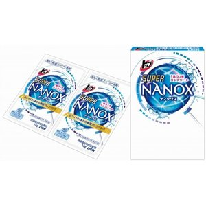 粗品/販促品/景品向けトップ スーパーNANOX 16g×2包 (購入単位:200個〜) まとめ売り/卸売り/安価に!