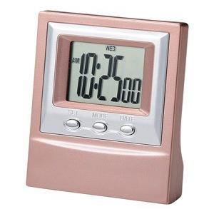 置時計カテゴリのメタルカラー デスククロック ...の詳細画像2