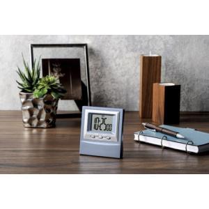 置時計カテゴリのメタルカラー デスククロック ...の詳細画像4