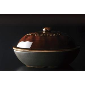 ノベルティ 記念品 GC-04 グレイスラミック 陶製焼きも器  主婦/女性向け soshina