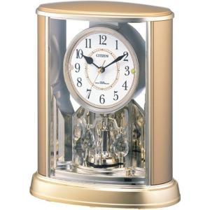 ノベルティ 記念品 シチズン 電波置時計 (回転飾り付) [名入れ別途お見積もり]  卸売り/周年記念|soshina