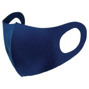販促品/名入れ向け洗える3Dマスク(1枚)(ネイビー)  卸売り/低単価に! soshina