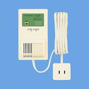SH12918 ガス警報器 パナソニック電工 ガス当番 都市ガス用 AC100Vコード式 移報接点なし(テストガス別) [ SH12918 ]|soshiyaru