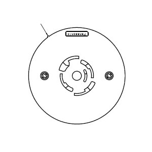 SH5910 パナソニック ガス当番 ガス警報器 都市ガス用 ベース(DC24V) [ SH5910 ]|soshiyaru