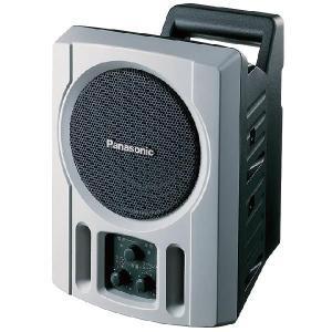 WS-X66A Panasonic パナソニック 800MHz帯ポータブルワイヤレス パワードスピーカー 10W [ WSX66A ]|soshiyaru