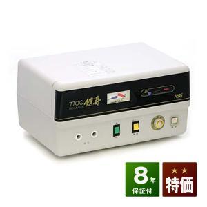 トランセイバー 健寿7700(現行) 特価品 自然科学産業 電位治療器 sosnet