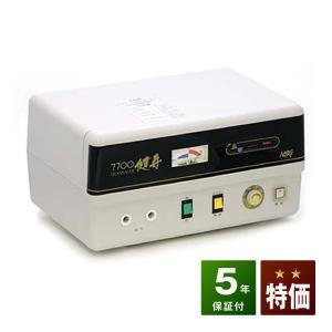 トランセイバー 健寿7700(現行) 超特価 自然科学産業 電位治療器 sosnet
