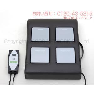 家庭用電気磁気治療器 ホーコーエン マグネパーク(リラクゼーションパーク) ユニット4個タイプ Aランク 3年保証付き|sosnet|05