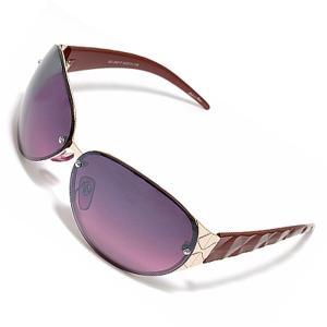 uxcell サングラス メガネ ビッグレンズ レディース用 スポーティー 紫外線対策|soten2