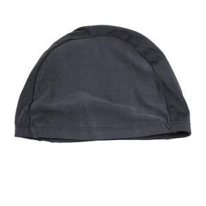 uxcell スイミングキャップ スイミング帽子 水泳帽子 スイムキャップ 水中歩行 ユニセックス 男女兼用 伸縮可能 ブラック|soten2