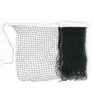 uxcell バドミントンネット トリム編みメッシュバドミントン訓練ネット 6Mの長さ ホワイトグリーン ナイロン|soten2