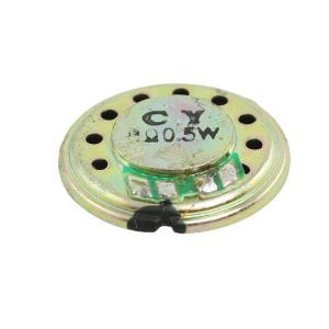 uxcell マグネットスピーカー 磁石スピーカー ラウンド インターナル8 Ohm 0.5W 20m径 玩具用|soten2
