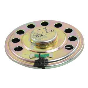 uxcell 内部スピーカー 磁性スピーカー スリムスピーカー ホーン プラスチック製 アルミ製 8Ohm 0.5W|soten2