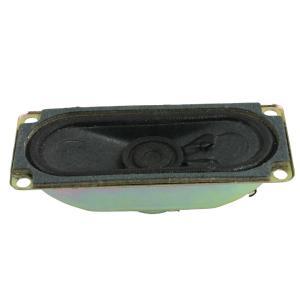 uxcell マグネットスピーカー 磁石スピーカー 長方形 70mm x 30mm インターナル ツイーターホーン 8 Ohm 5W|soten2