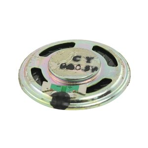 uxcell マグネットスピーカー アルミ内部 40mm直径 8 Ohm 0.5W|soten2