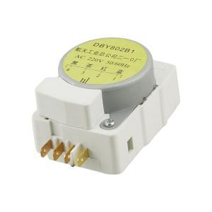 uxcell 冷蔵庫のタイマー 冷蔵庫 霜取りタイマー制御 AC 220V 50Hz/60Hz 4ピン soten2