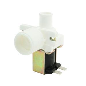 uxcell 洗濯機用水入口電磁弁 小型 軽量 ウォーター ソレノイド バルブ 電磁弁 AC 220V 50HZ 35mm|soten2