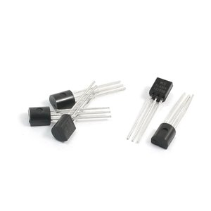 uxcell レギュレータ シャントレギュレータ 可変高精度 TL431A 3ピン 0.2 Ohm 1mA-100mA 2.5-36V 5個入り soten2