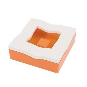 uxcell アッシュトレイ 家用灰皿 タバコホルダー シガレットホルダ 喫煙グッズ 室内 正方形形状 soten2