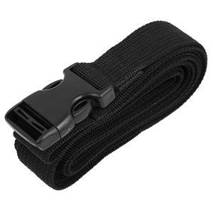 uxcell スーツケースベルト 荷物ストラップ 荷物ベルト バックル スーツケース用 ゲッジストラップ プラスチック ナイロン材質|soten2